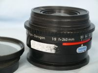 '  240mm APO ' Rodenstock APO Gerogon 240mm F9 Quality Large Format  Lens £69.99